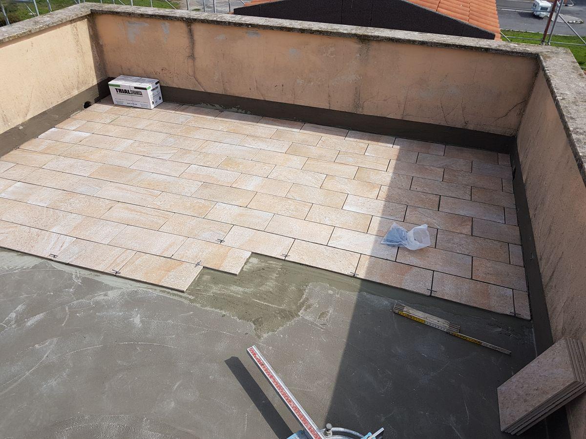 Impermeabilizzazioni terrazzi e tetti di copertura   Restauri e ...